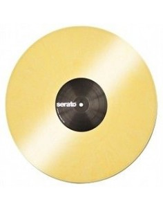 Rane seraton CONTROL VINYL YELLOW PERFORMANCE SERIES