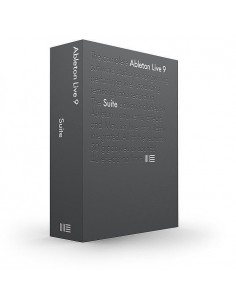 Ableton LIVE 9 SUITE EDITION