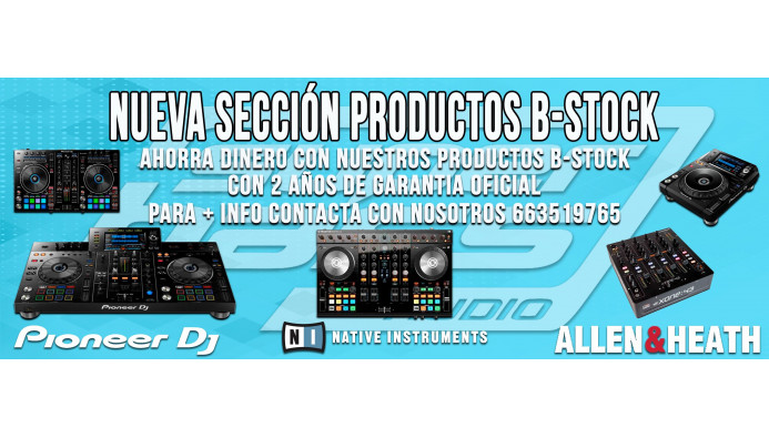 Productos B-Stock