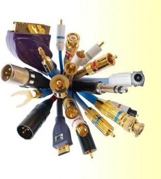 Cables, Conexiones, Conectores y Accesorios