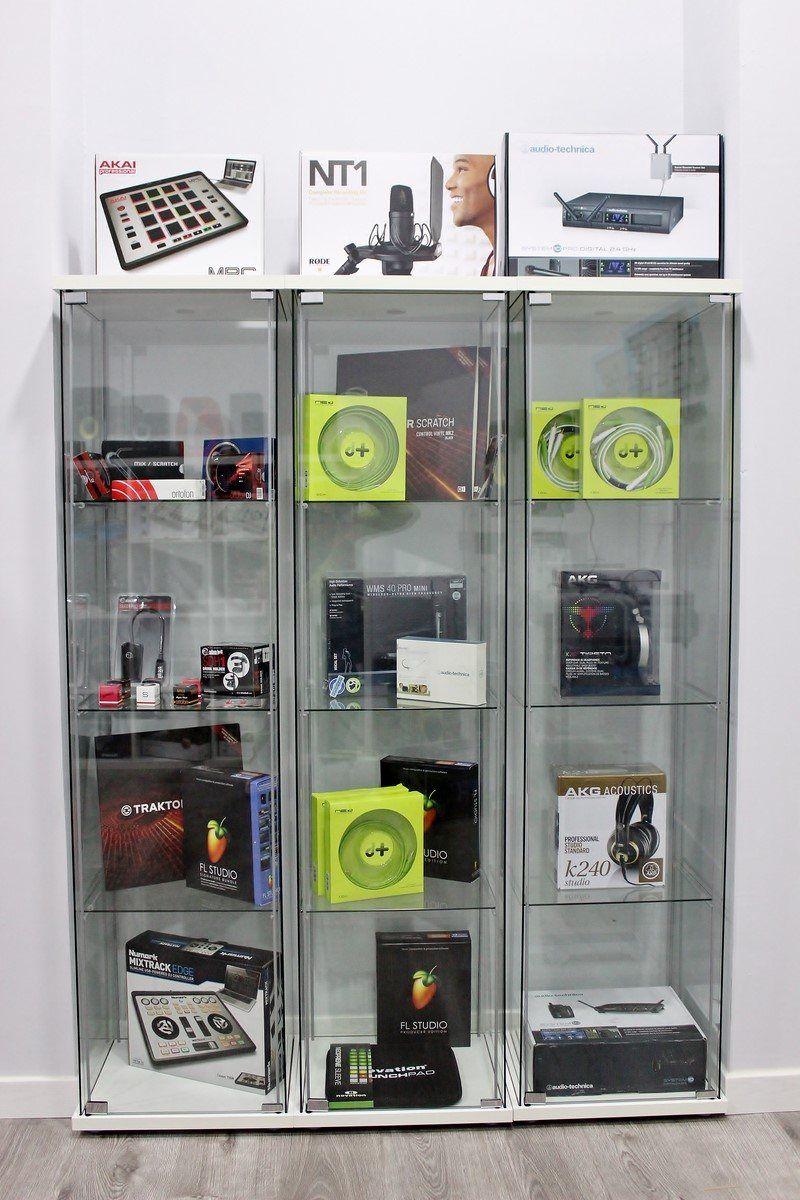 tienda física superbassaudio